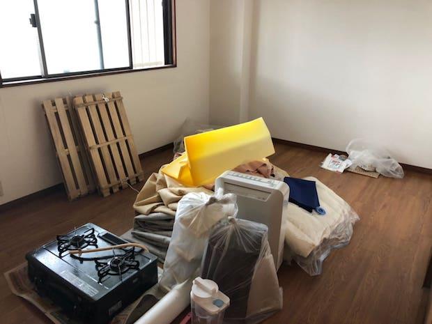 大阪市の不用品回収