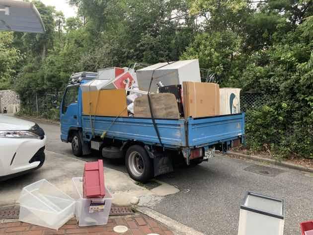 不用品回収 大阪 即日回収